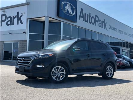 2018 Hyundai Tucson SE 2.0L (Stk: 18-36833RJB) in Barrie - Image 1 of 28