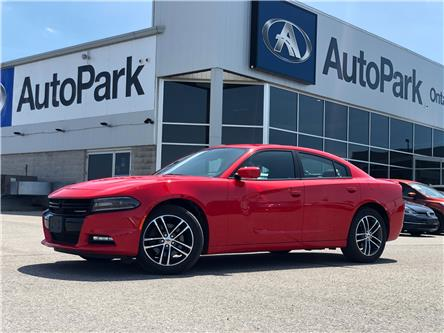 2019 Dodge Charger SXT (Stk: 19-30953RJB) in Barrie - Image 1 of 32