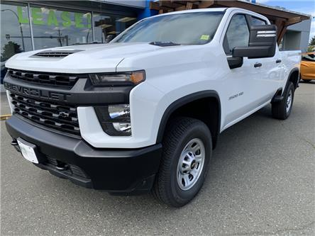2020 Chevrolet Silverado 3500HD Work Truck (Stk: M5130-20) in Courtenay - Image 1 of 9