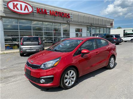 2017 Kia Rio EX+ w/Sunroof (Stk: 4812A) in Gloucester - Image 1 of 17