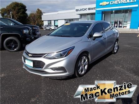 2017 Chevrolet Cruze Premier Auto (Stk: 28417) in Renfrew - Image 1 of 10