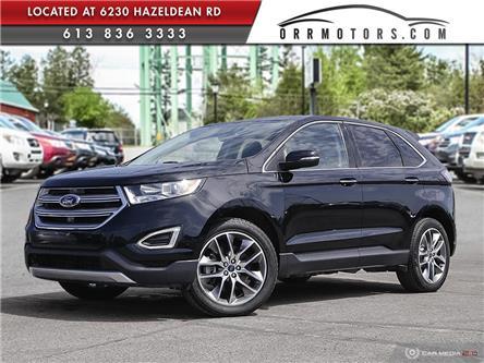 2016 Ford Edge Titanium (Stk: 6011) in Stittsville - Image 1 of 27