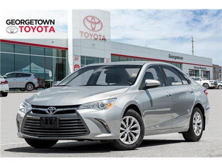 2016 Toyota Camry LE (Stk: 16-30968GP) in Georgetown - Image 1 of 18