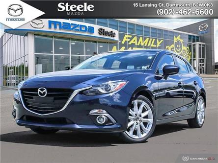 2016 Mazda Mazda3 Sport GT (Stk: M3002) in Dartmouth - Image 1 of 27