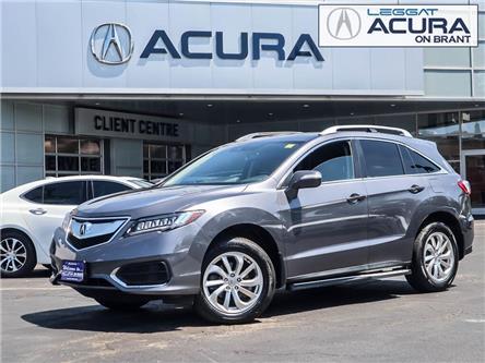 2017 Acura RDX Tech (Stk: 4280) in Burlington - Image 1 of 25