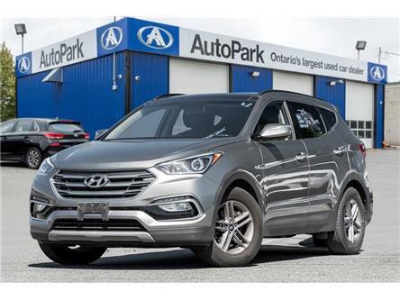 2018 Hyundai Santa Fe Sport 2.4 Luxury (Stk: 18-51932R) in Georgetown - Image 1 of 21