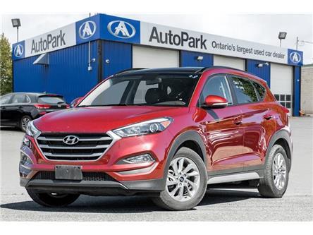 2018 Hyundai Tucson SE 2.0L (Stk: 18-72132R) in Georgetown - Image 1 of 21