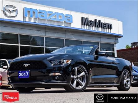 2017 Ford Mustang V6 (Stk: N200256C) in Markham - Image 1 of 26