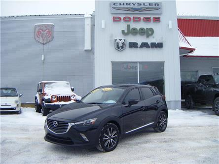 2017 Mazda CX-3 GT (Stk: M6802A) in Mont-Laurier - Image 1 of 20