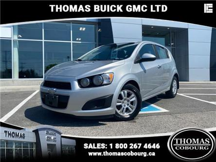 2013 Chevrolet Sonic LT Auto (Stk: UC72412) in Cobourg - Image 1 of 20