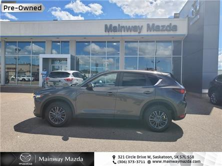 2019 Mazda CX-5 GS Auto AWD (Stk: PR1607) in Saskatoon - Image 1 of 21