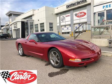 2004 Chevrolet Corvette Base (Stk: 104028L) in Calgary - Image 1 of 26