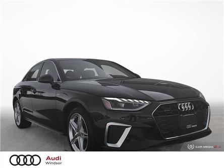 2020 Audi A4 2.0T Progressiv (Stk: 9929) in Windsor - Image 1 of 30