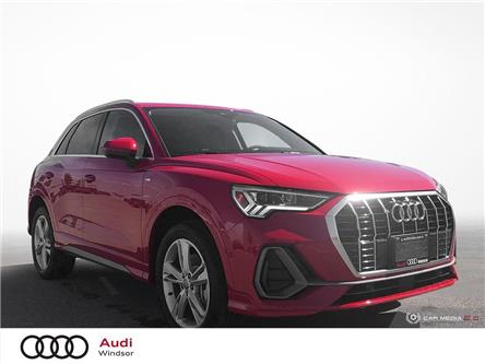 2020 Audi Q3 45 Progressiv (Stk: 9960) in Windsor - Image 1 of 30