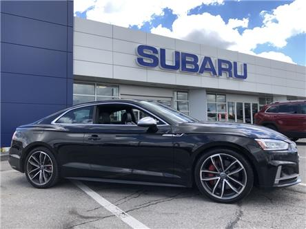 2018 Audi S5 3.0T Technik (Stk: P630) in Newmarket - Image 1 of 21