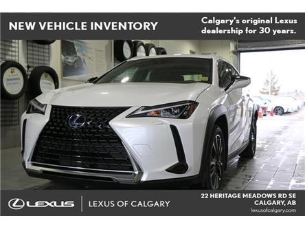 2020 Lexus UX 250h Base (Stk: LX0001) in Calgary - Image 1 of 12