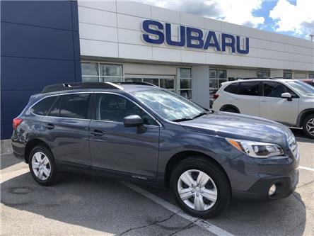 2017 Subaru Outback 2.5i (Stk: P613) in Newmarket - Image 1 of 9
