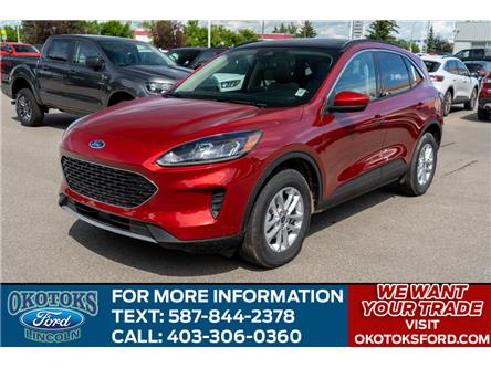 2020 Ford Escape SE (Stk: L-829) in Okotoks - Image 1 of 6