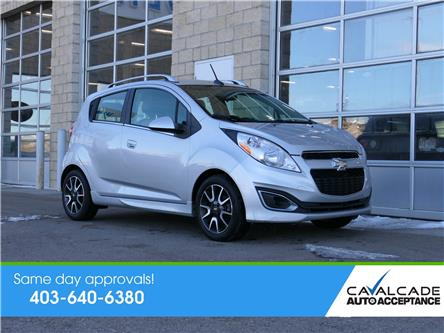 2013 Chevrolet Spark 2LT Auto (Stk: R60336) in Calgary - Image 1 of 20
