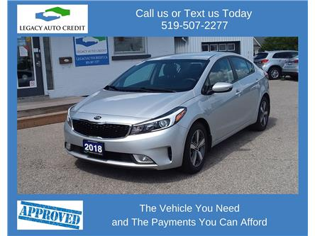 2018 Kia Forte LX+ (Stk: 20053) in Waterloo - Image 1 of 18