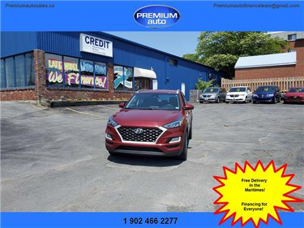 2019 Hyundai Tucson Preferred (Stk: 009015) in Dartmouth - Image 1 of 21