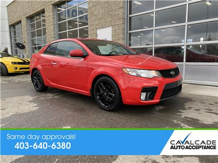 2011 Kia Forte Koup 2.4L SX Luxury (Stk: R60589) in Calgary - Image 1 of 20