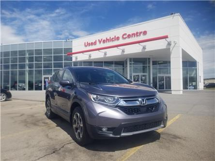 2017 Honda CR-V EX-L (Stk: 2200433A) in Calgary - Image 1 of 30