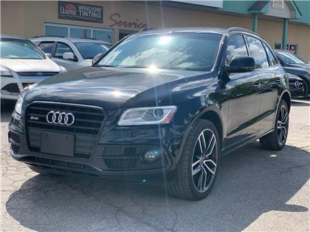 2017 Audi SQ5 3.0T Dynamic Edition (Stk: 031084) in Bolton - Image 1 of 21