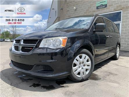 2014 Dodge Grand Caravan SE TINTED WINDOWS, 7 PASSENGER, STEERING WHEEL CON (Stk: 47516A) in Brampton - Image 1 of 20