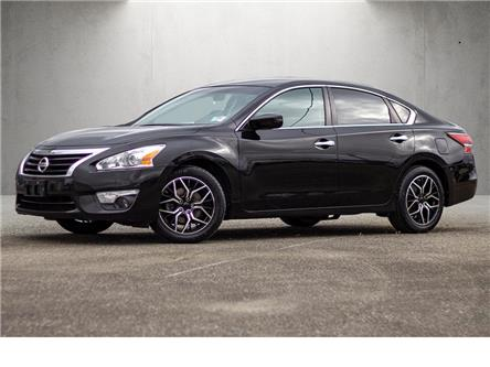 2015 Nissan Altima 2.5 SV (Stk: K16-3001B) in Chilliwack - Image 1 of 16