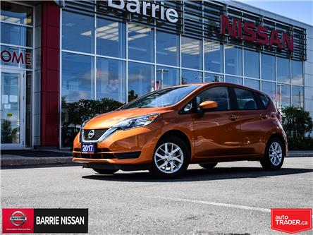 2017 Nissan Versa Note 1.6 SV (Stk: P4696) in Barrie - Image 1 of 26