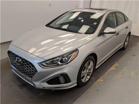 2019 Hyundai Sonata Luxury (Stk: 7822) in Lethbridge - Image 1 of 10