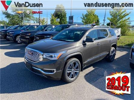 2019 GMC Acadia Denali (Stk: 194422) in Ajax - Image 1 of 27