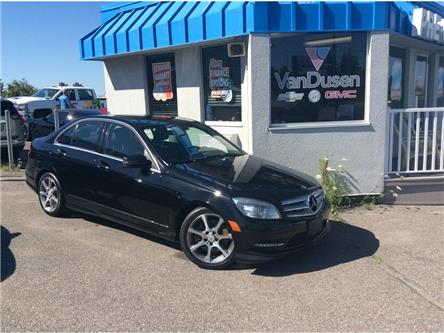 2011 Mercedes-Benz C-Class 4dr Sdn C300 4MATIC (Stk: 200389A) in Ajax - Image 1 of 27