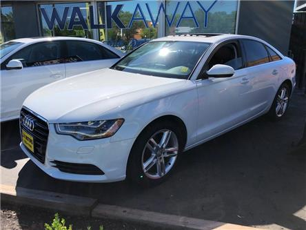 2014 Audi A6 2.0 Technik (Stk: 49501A) in Burlington - Image 1 of 21
