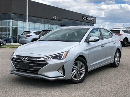2019 Hyundai Elantra Preferred (Stk: 35388A) in Brampton - Image 1 of 21