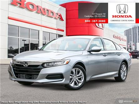2020 Honda Accord LX 1.5T (Stk: 21058) in Cambridge - Image 1 of 24