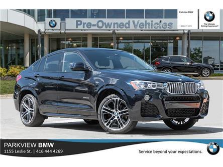 2018 BMW X4 xDrive28i (Stk: PP9201) in Toronto - Image 1 of 22