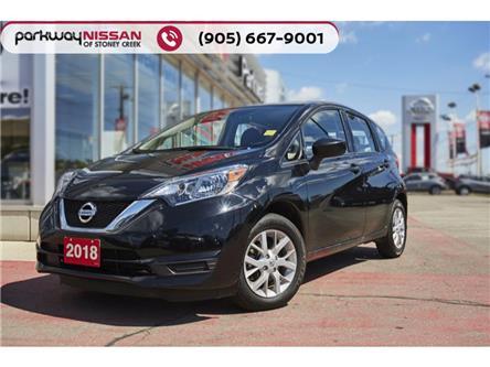 2018 Nissan Versa Note  (Stk: N1600) in Hamilton - Image 1 of 20