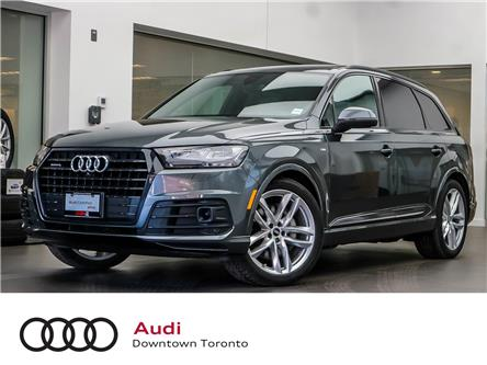 2018 Audi Q7 3.0T Technik (Stk: P3526) in Toronto - Image 1 of 30