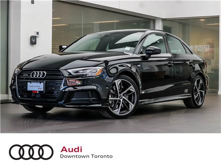 2019 Audi A3 45 Technik (Stk: P3796A) in Toronto - Image 1 of 30