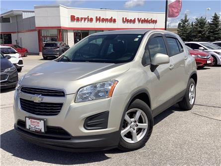 2013 Chevrolet Trax LS (Stk: U13A20) in Barrie - Image 1 of 22