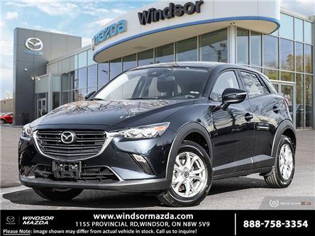 2020 Mazda CX-3 GS (Stk: C34357) in Windsor - Image 1 of 23