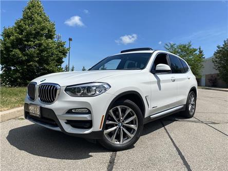 2018 BMW X3 xDrive30i (Stk: P1654) in Barrie - Image 1 of 18