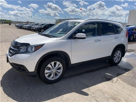 2014 Honda CR-V Touring (Stk: H1718A) in Steinbach - Image 1 of 16