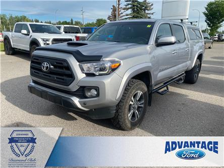 2016 Toyota Tacoma SR5 (Stk: L-802A) in Calgary - Image 1 of 24