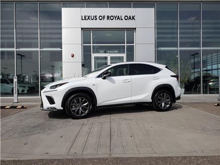 2020 Lexus NX 300 Base (Stk: L20059) in Calgary - Image 1 of 10