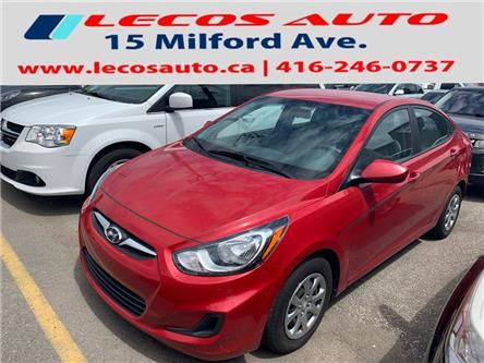 2014 Hyundai Accent GL (Stk: 734584) in Toronto - Image 1 of 5