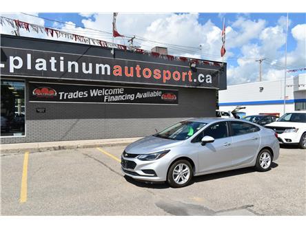 2018 Chevrolet Cruze LT Auto (Stk: PP668) in Saskatoon - Image 1 of 22