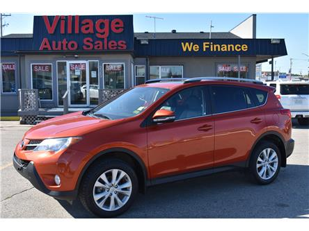 2015 Toyota RAV4 Limited (Stk: P37923) in Saskatoon - Image 1 of 28